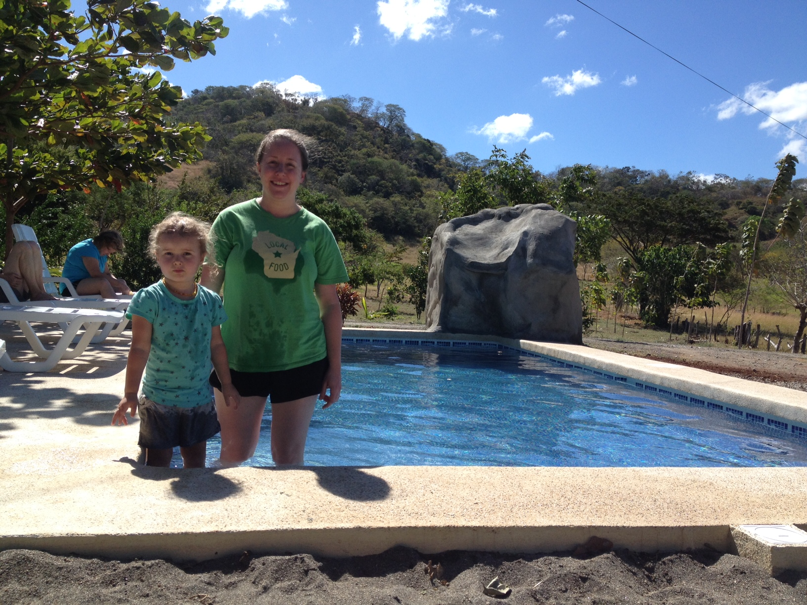 See our new swimming pool costa rica vacations with pura for Unused swimming pool