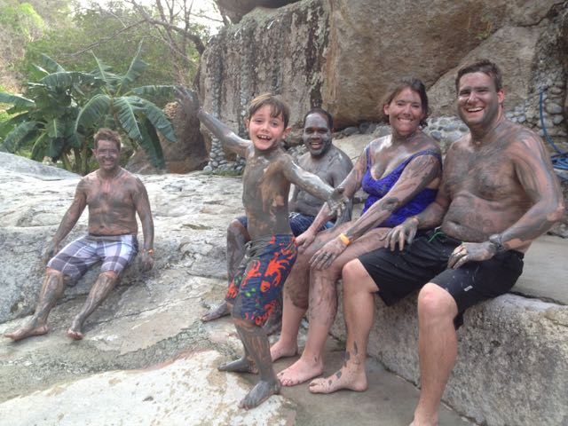 Adventure Day at Volcanic Mud Spa
