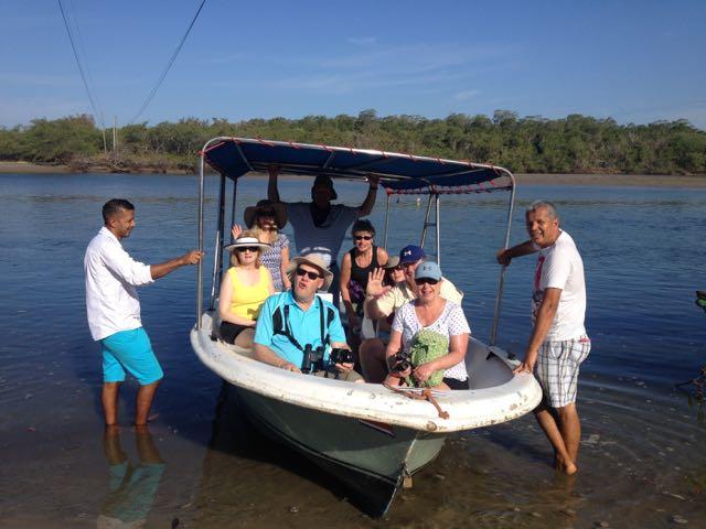 Estuary Costa Rica Birds Luxury Costa Rica Vacations with Pura Vida House