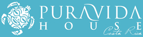 The Pura Vida House Logo