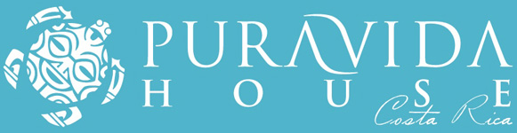 The Pura Vida House Retina Logo