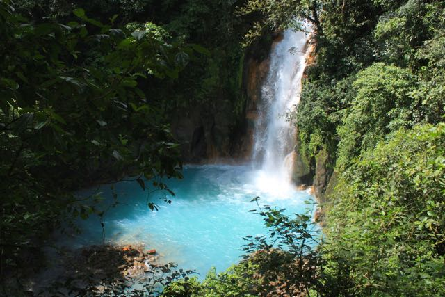 Rio Celeste Costa Rica Luxury Costa Rica Vacations with Pura Vida House