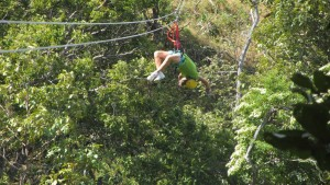 Zip Lines in Costa Rica
