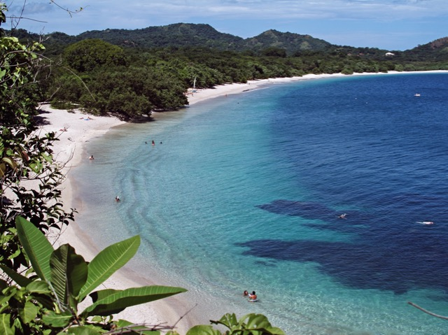 Best beaches near tamarindo costa rica with pura vida house for Best beach near la