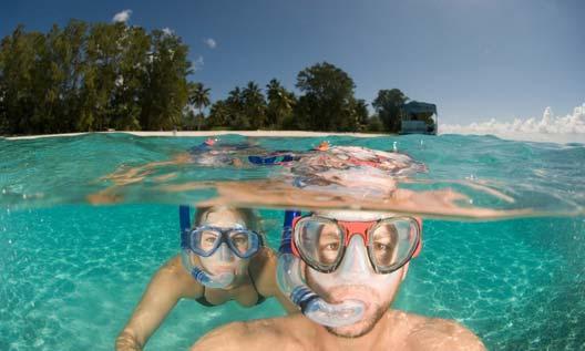 Costa Rica Pura Vida House Snorkeling