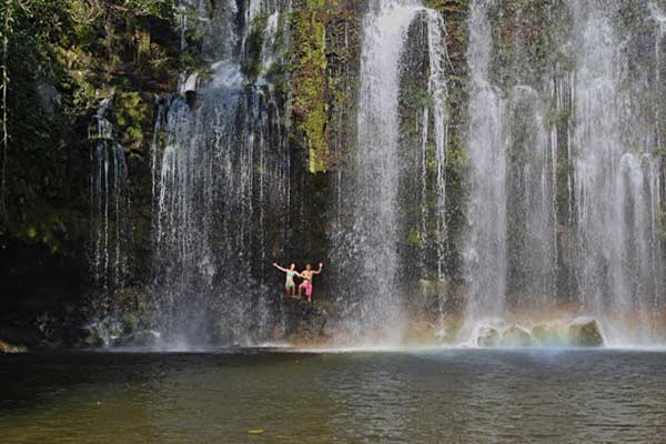 Things To Do In Costa Rica Waterfalls