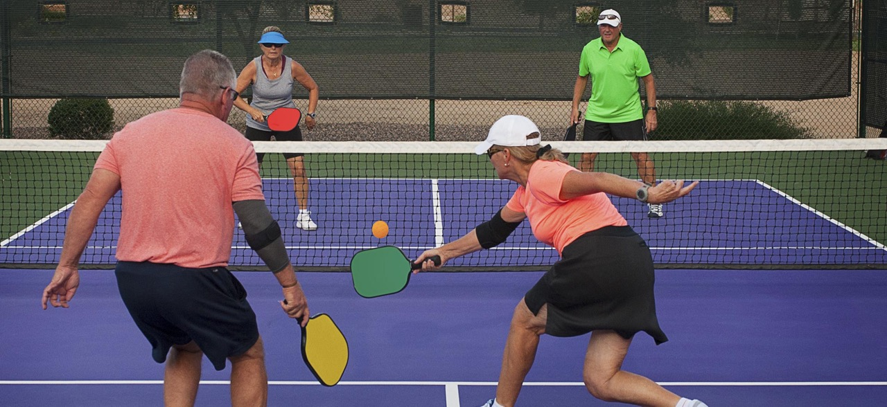 5 Differences Between Pickleball And Tennis And The