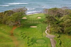 Golf at Hacienda Pinilla, Costa Rica