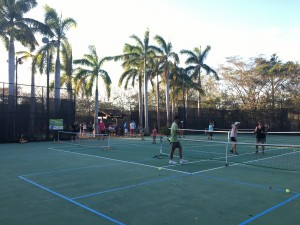 Pickleball Vacation