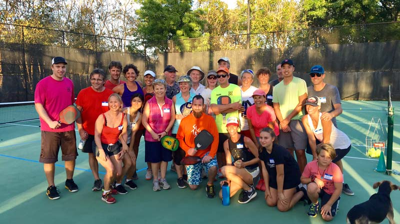 Pickleball In Costa Rica
