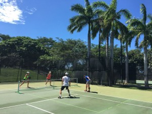 Pickleball vacation packages