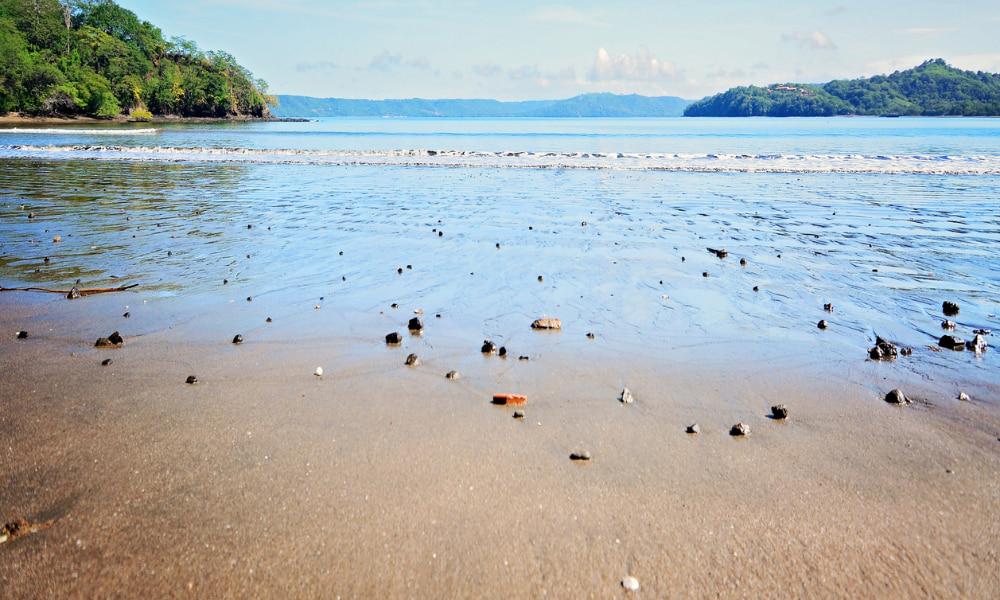 beach to visit while golfing in tamarindo