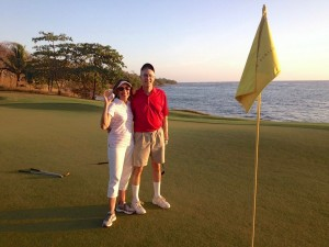 Costa Rica all inclusive golf vacations