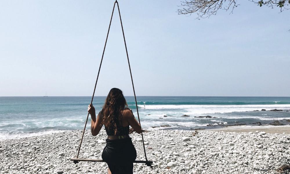 costa rica all inclusive vacation on beach