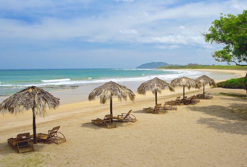 Private Beach In Hacienda Pinilla