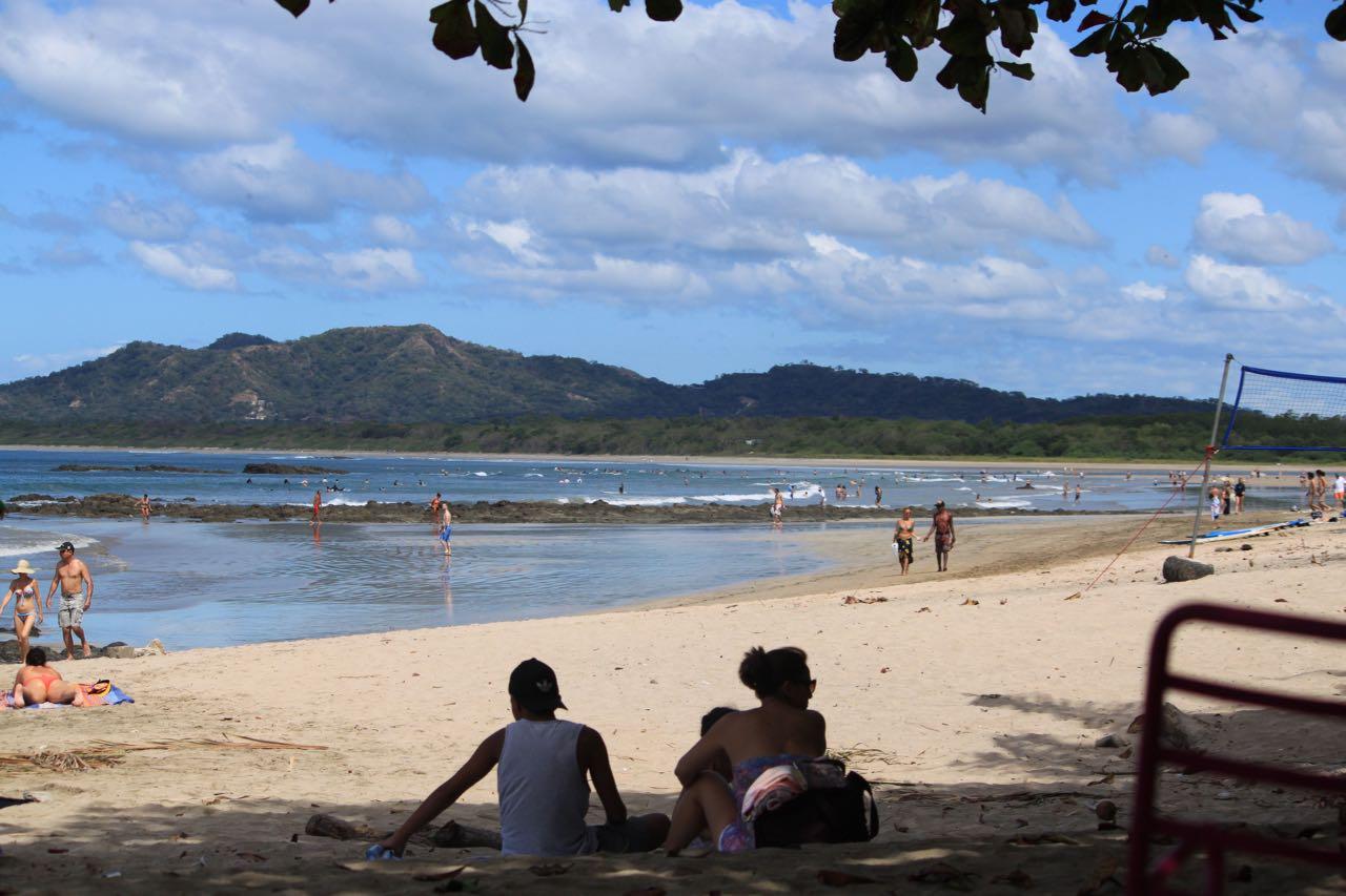 Tamarindo Beach day