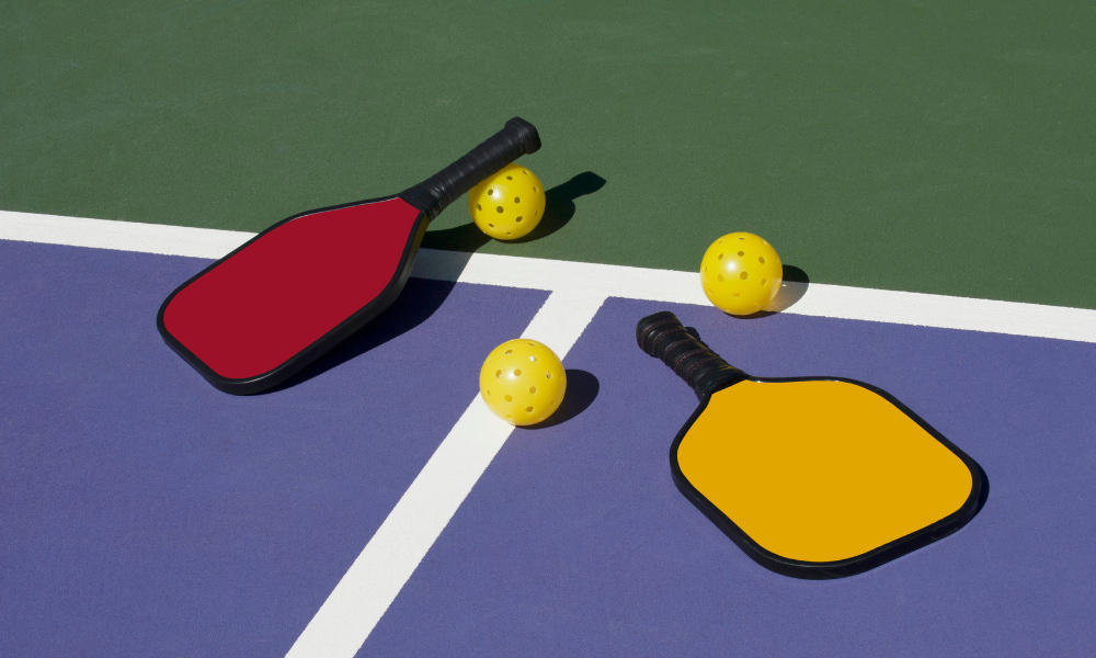 pickleball vacation package in costa rica concept
