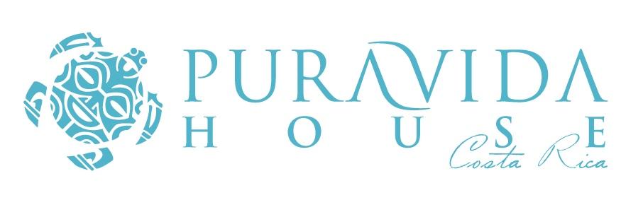 pura vida house wide logo