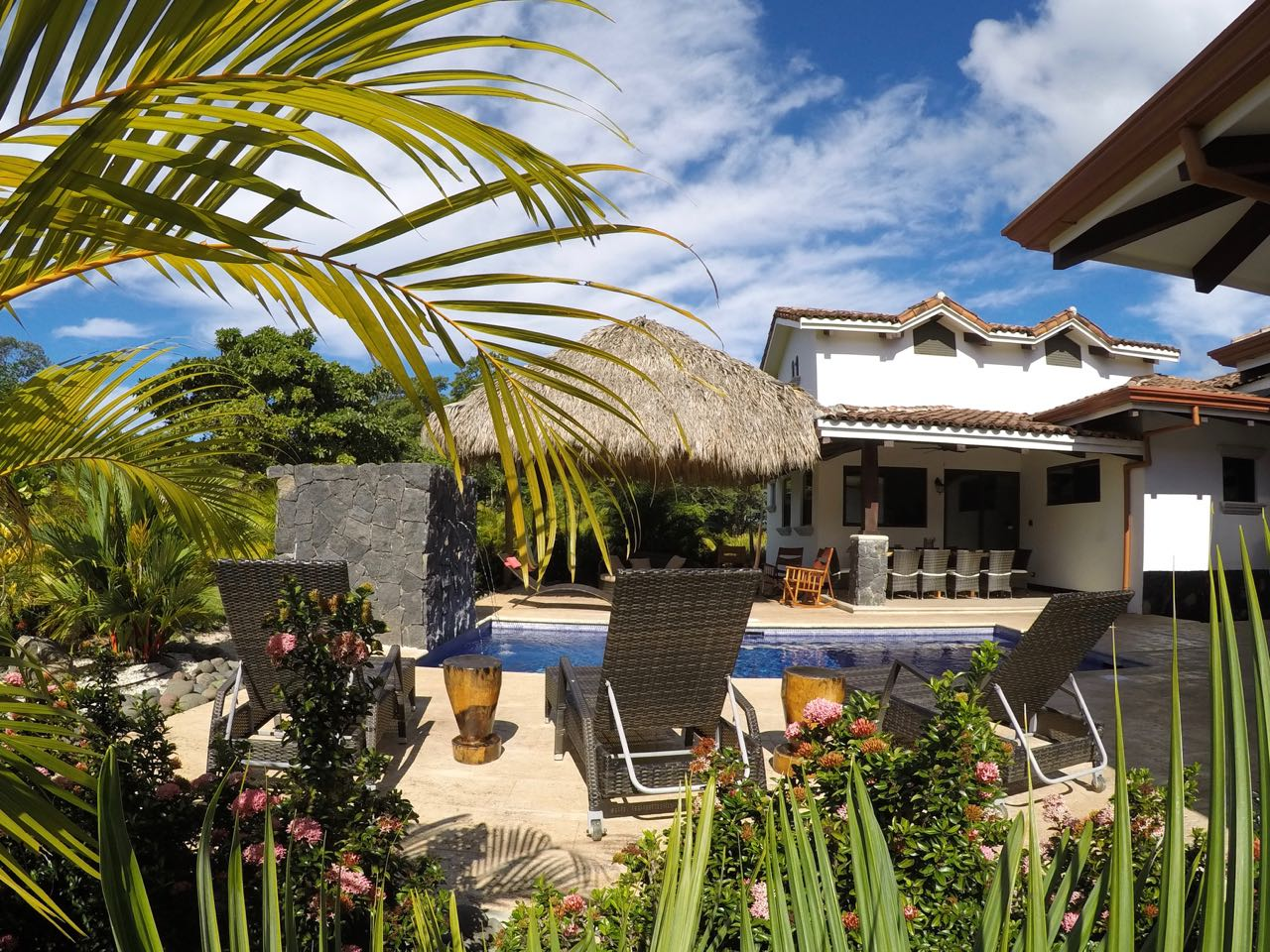 Costa Rica Luxury Vacations at Pura Vida House  1 High