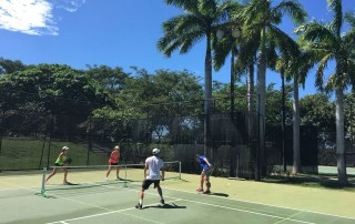 Pickleball competition