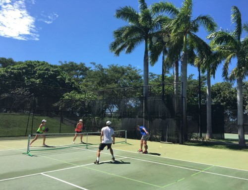 Pickleball Trips