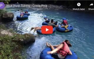Blue River Tubing