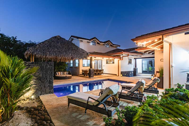 costa rica house rental