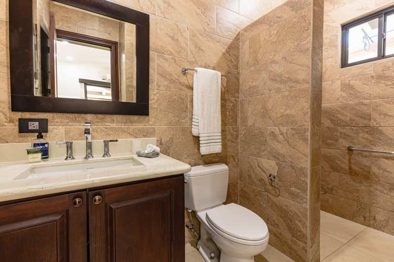 pura vida house villa bathroom