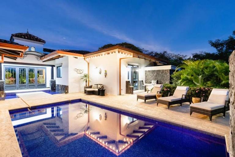 costa rica luxury retreat