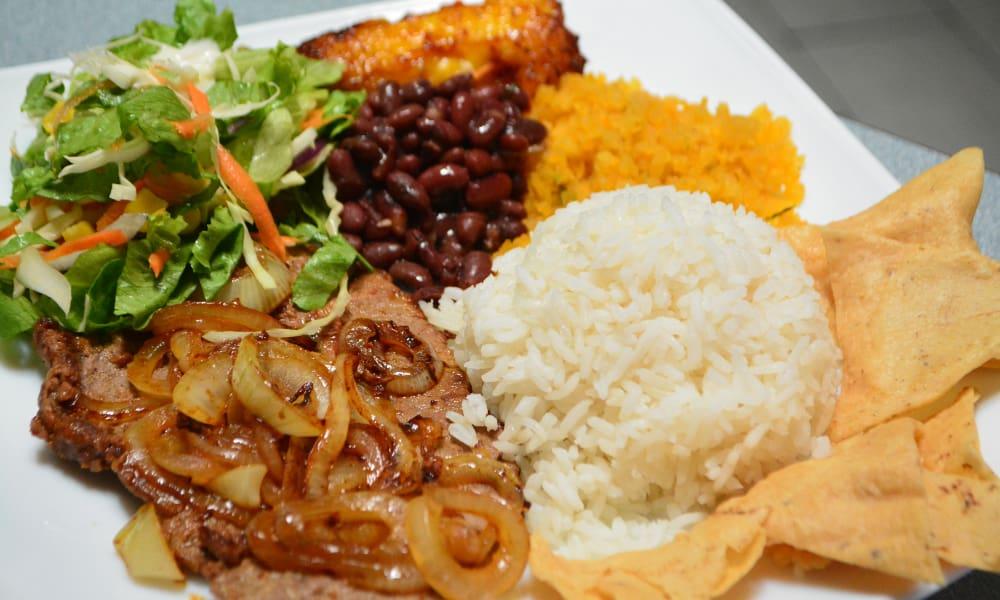 Food in Liberia Costa Rica