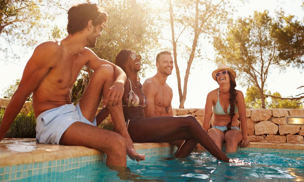 Group Vacation packages in costa rica